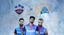 ipl-2019-5th-leek-match---csk-delhi-capitl---today-8-pm