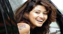 oviya speak about her marriage