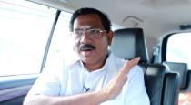 minister pandiarajan talk about English name