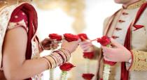 Bride stop marriage for groom beating aoster