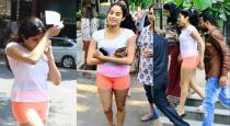 Janhvi kapoor latest gym wear video goes viral