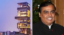 World fourth largest rich man Mukesh Ambani