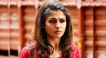 Nayanthara talk about encounter