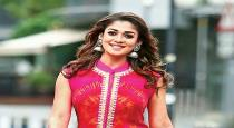 Nayanthara in colour tamil