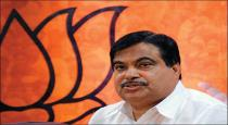 Nitin Gadkari affected by corona