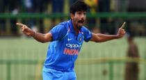 bumrah bowled most maidan in world cup