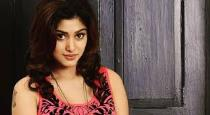 oviya warning to men