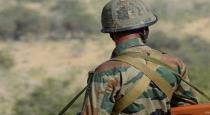 pakistan attack in border