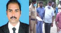 DMK Panchayat leader murder