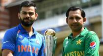 world cup 2019 - india vs pakistan match