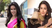 Actress priya anandh latest mass look photo collection