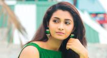 priya bavanishankar post gun shooting video