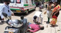 breathless-man-died-on-hydrabad-road