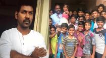 Children corono test positive in Raghava lawrance orphanage