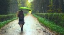 Rain alert for tamil nadu