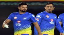Why dhoni not interested to get back raina in csk