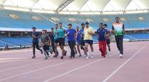 Cook in sports SAI Bangalore found corono positive