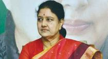 Sasikala ready to release