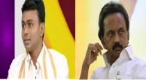 Astrologer balaji talk about MK Stalin