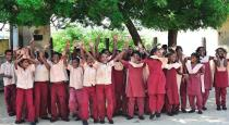 Tamilnadu cm announced for Govt school students