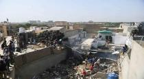 pakistan flight accident death