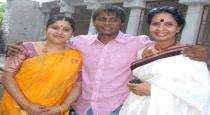 actor thuniya vijay wife fight in home