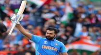 world cup 2019 - against pakistan - rohit highest score