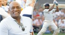 Viv richards ready to die at cricket ground