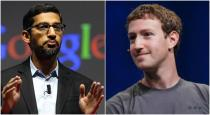 Facebook and google.interested in india to invest
